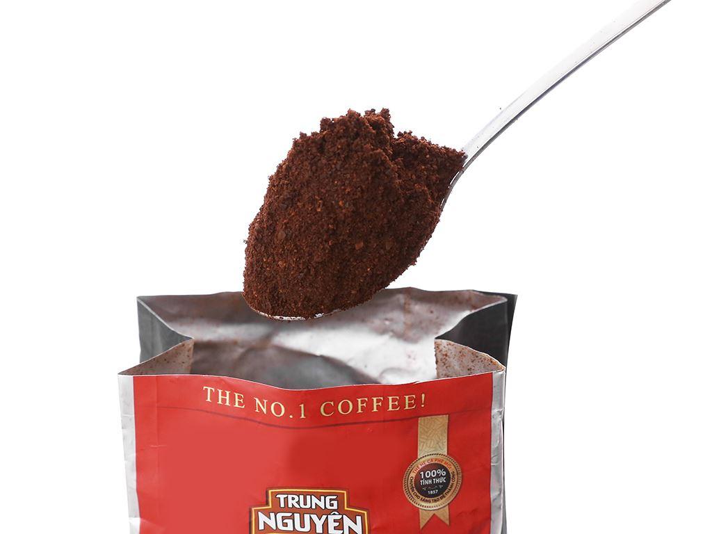Cà phê Trung Nguyên Sáng tạo số 3 gói 340g 9