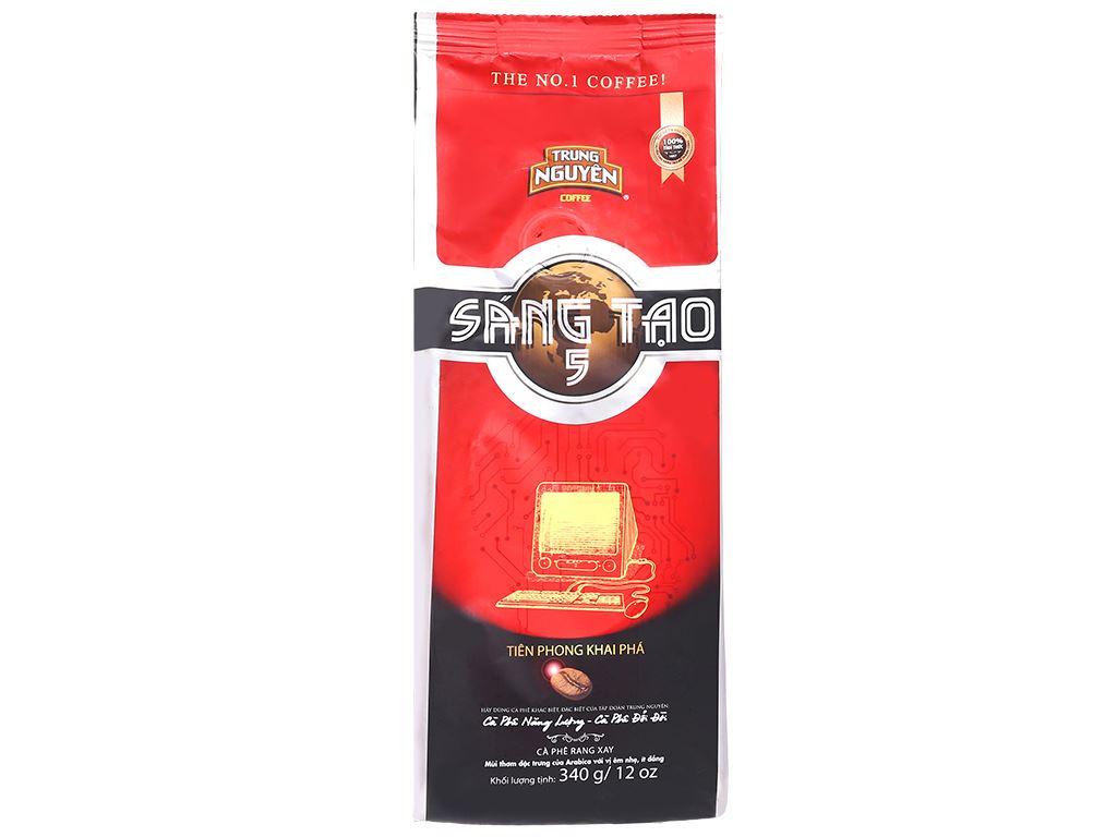Cà phê Trung Nguyên sáng tạo 5 340g 5