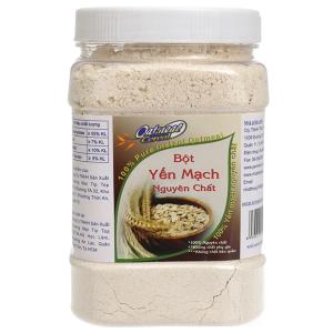 Bột yến mạch Oatmeal Cereal Nguyên chất hộp 500g