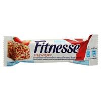 Ngũ cốc Nestle Fitnesse hương Dâu thanh 23,5g