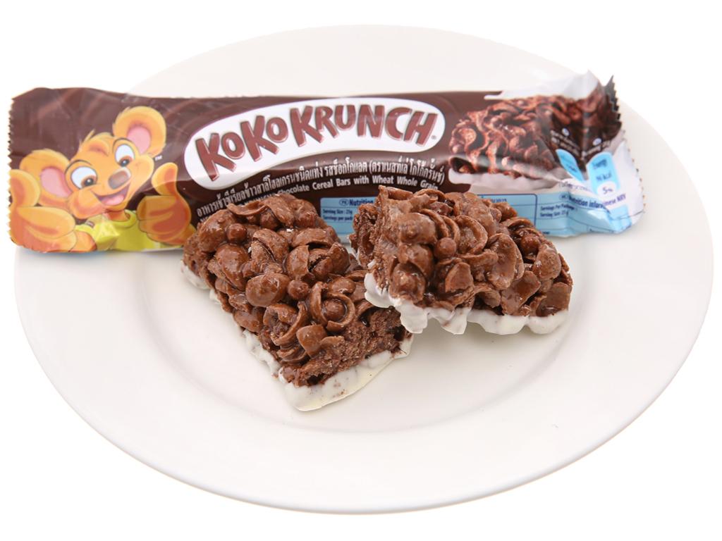 Ngũ cốc Nestle Koko Krunch thanh 25g 4