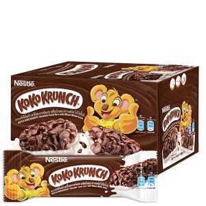 Ngũ cốc Nestlé Koko Krunch Bar vị socola hộp 400g