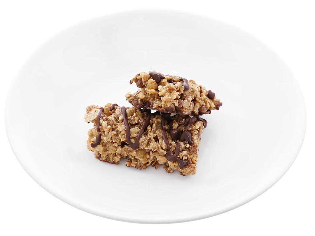 Ngũ cốc Nestlé Fitnesse vị socola 23.5g 4