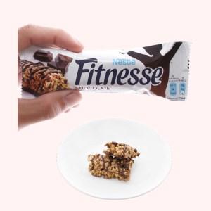 Ngũ cốc Nestlé Fitnesse vị socola 23.5g