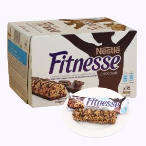Ngũ cốc Nestlé Fitnesse vị socola hộp 376g