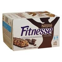 Ngũ cốc Nestle Fitnesse hương Socola hộp 376g (16 thanh)