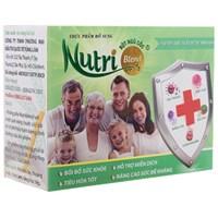 Bột ngũ cốc Nutriblend hộp 50g (10 gói)