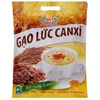 Bột ngũ cốc gạo lức canxi Việt Đài bịch 600g