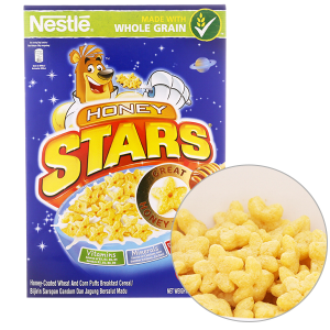 Ngũ cốc Nestlé Honey Stars hộp 300g