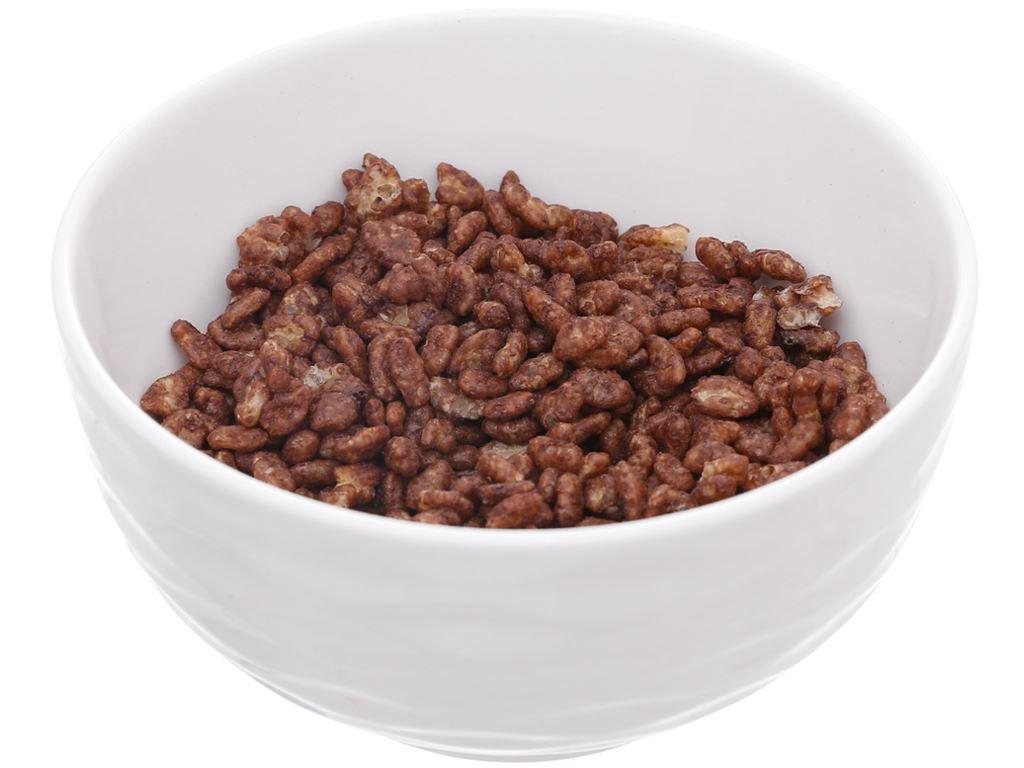 Ngũ cốc Kellogg's Coco Pops vị socola hộp 220g 4