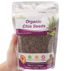 Hạt chia Organic Xuân An bịch 300g