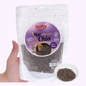 Hạt chia Nutty gói 250g