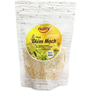 Hạt diêm mạch Nutty gói 250g