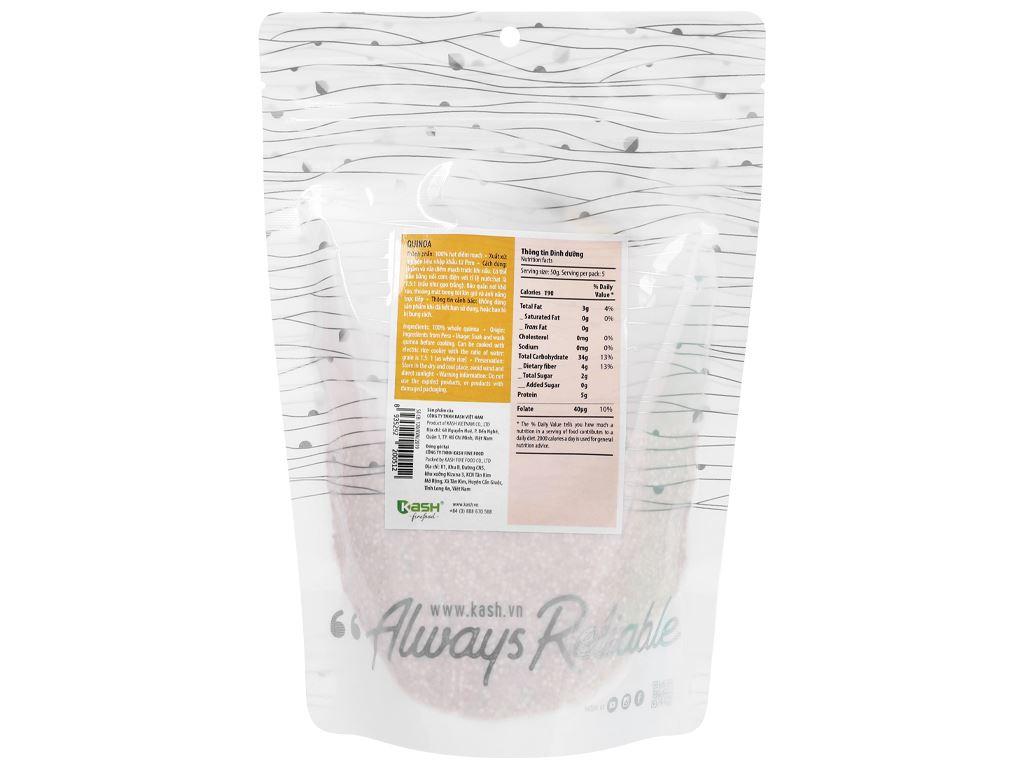 Hạt diêm mạch Nutty gói 250g 2