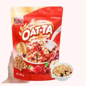 Yến mạch trái cây Oatta gói 300g
