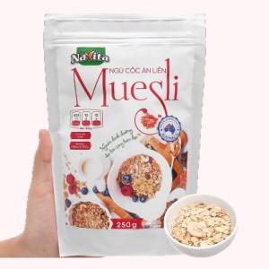 Ngũ cốc ăn liền Navita Muesli gói 250g