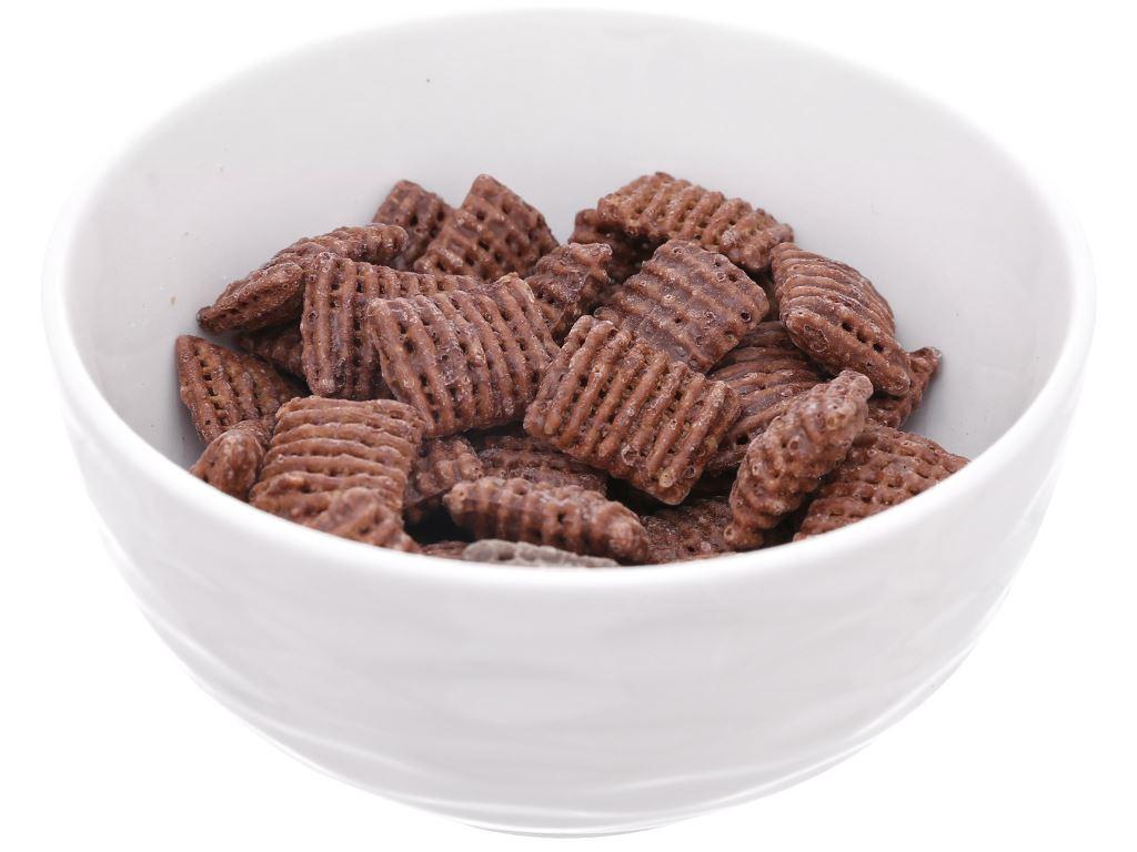 Ngũ cốc Kellogg's Coco Chex vị socola hộp 170g 9