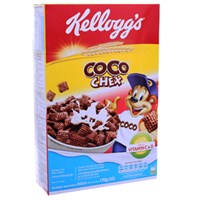 Ngũ cốc Kellogg's Coco Chex hương Socola hộp 170g