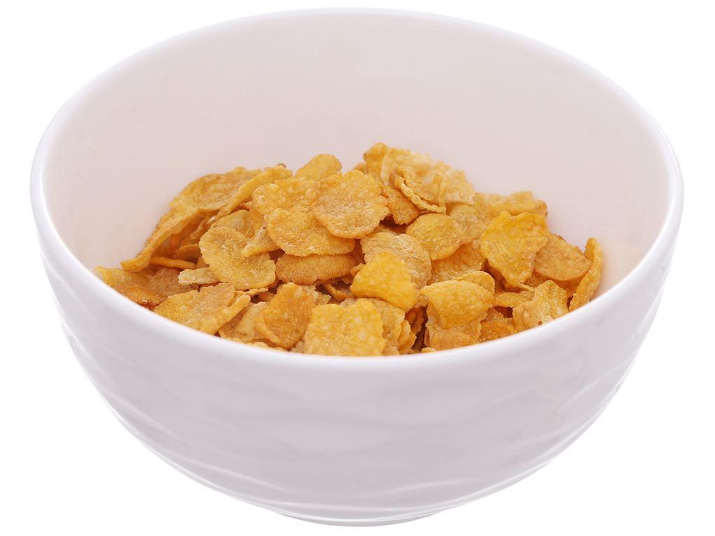 Ngũ cốc Kellogg's Corn Flakes vị bắp hộp 150g 4