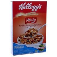 Ngũ cốc Kellogg's Mueslix hương Nho khô, hạnh nhân hộp 375g