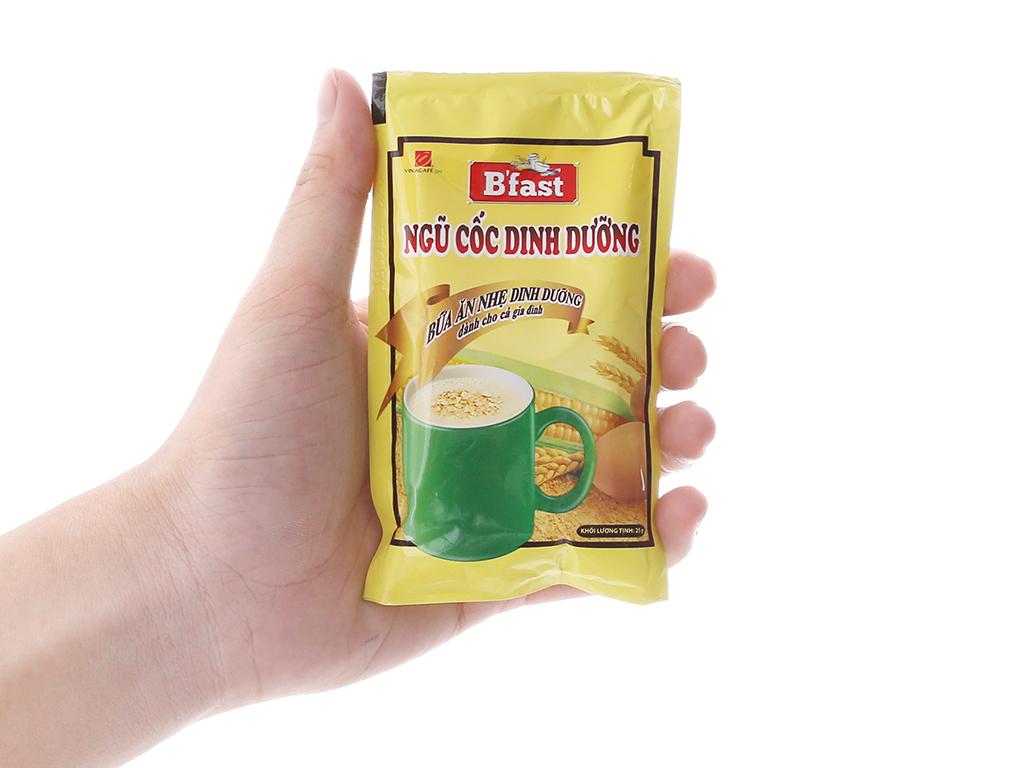 Ngũ cốc dinh dưỡng VinaCafé B'fast bịch 500g 6