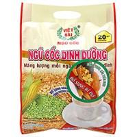 Bột ngũ cốc bí đỏ Việt Đài bịch 500g (20 gói)