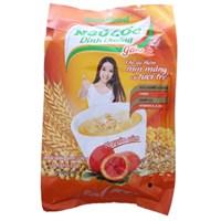 Bột ngũ cốc nguyên cám Gấc Nutifood bịch 500g (20 gói)