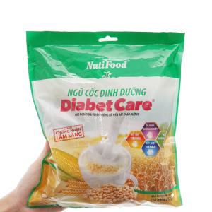 Ngũ cốc dinh dưỡng NutiFood Diabet Care cho người tiểu đường bịch 400g