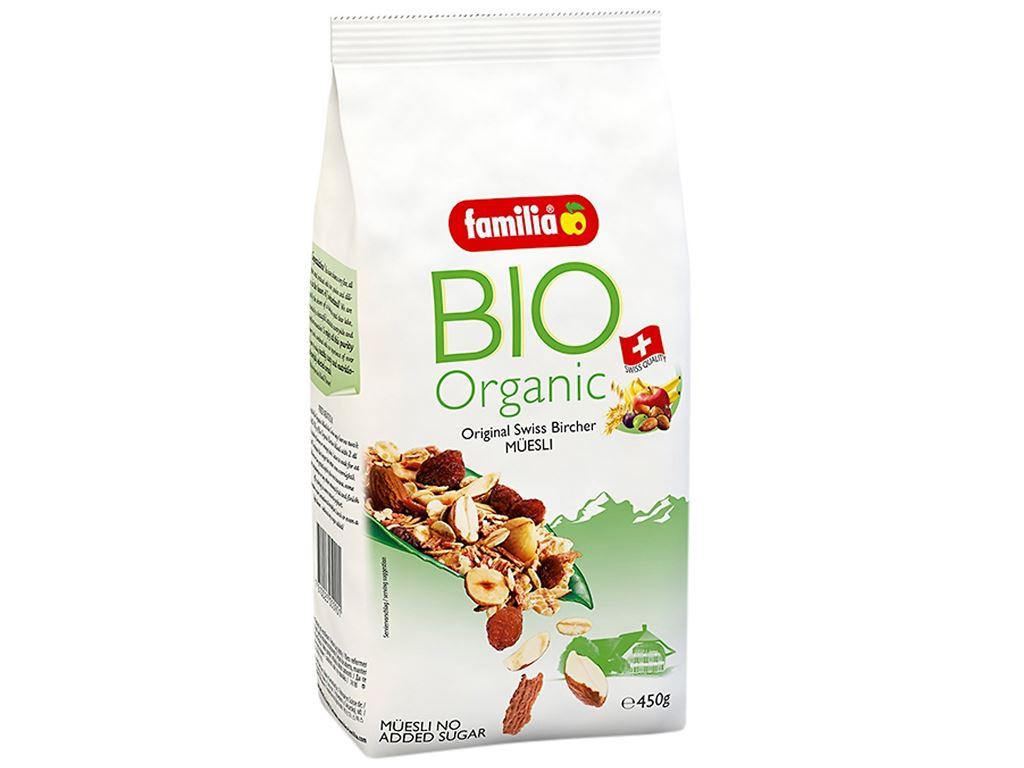 Ngũ cốc Familia Bio Organic bịch 450g 1