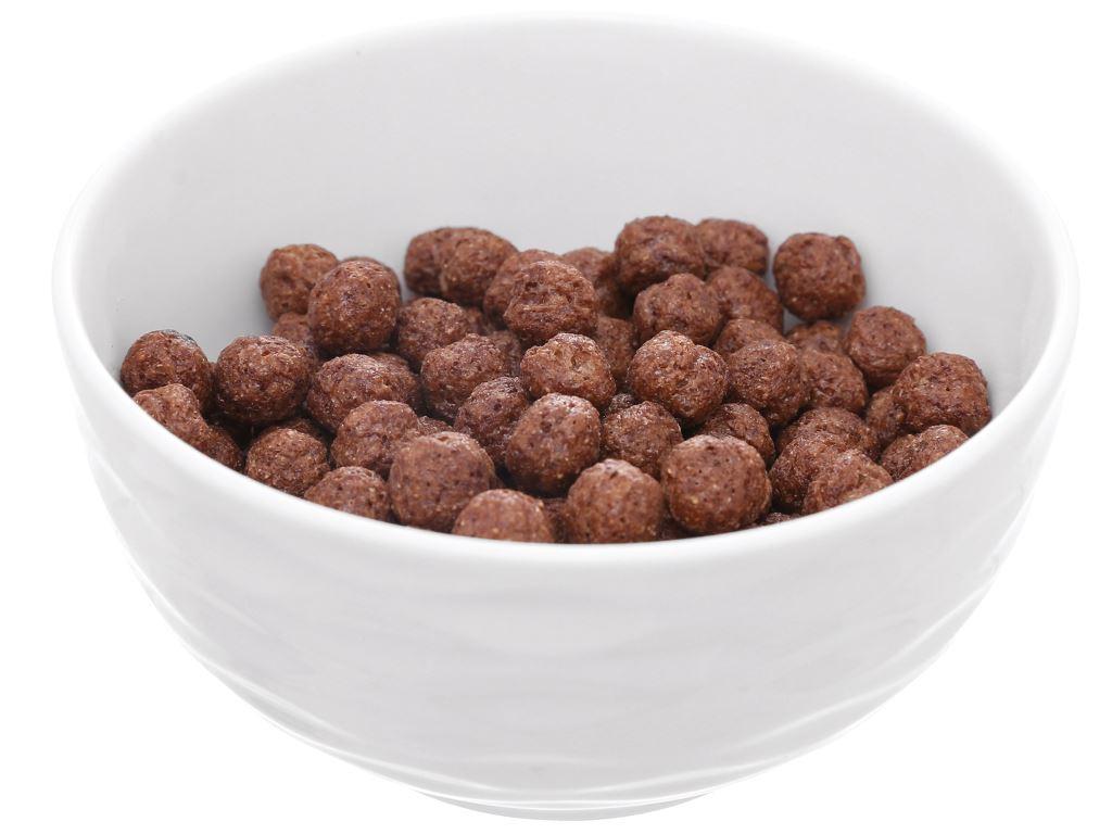 Ngũ cốc Nestlé Milo vị socola hộp 330g 4