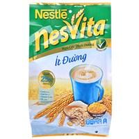 Bột ngũ cốc Nestlé Nesvita Ít đường bịch 400g (16 gói)