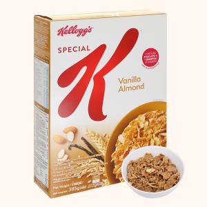 Ngũ cốc Kellogg's Special K Vanilla Almond hộp 385g