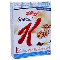 Ngũ cốc hạnh nhân, vani Kellogg's Special hộp 385g