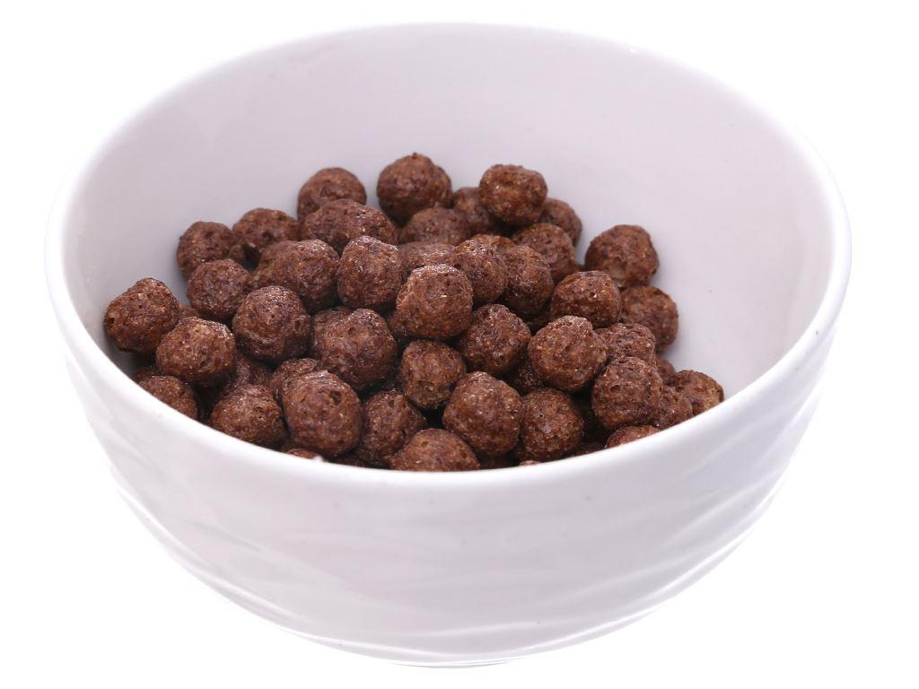Ngũ cốc Nestlé Milo vị socola hộp 170g 12