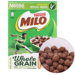Ngũ cốc Nestlé Milo vị socola hộp 170g