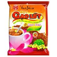 Bột gạo lức hạt sen Bích Chi Có đường bịch 350g (10 gói)