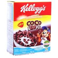 Ngũ cốc Kellogg's Coco Loops hương Socola hộp 30g