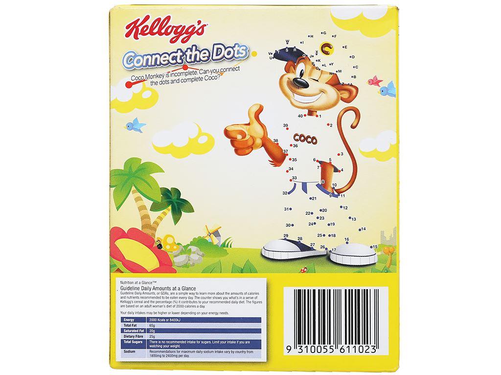 Ngũ cốc Kellogg's Coco Pops vị socola hộp 30g 6