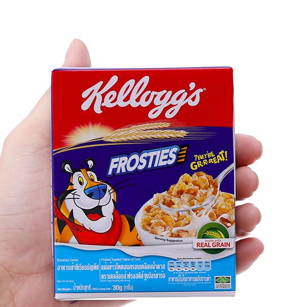 Ngũ cốc Kellogg's Frosties vị bắp hộp 30g
