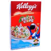 Ngũ cốc Kellogg's Froot Loop hương Bắp hộp 160g