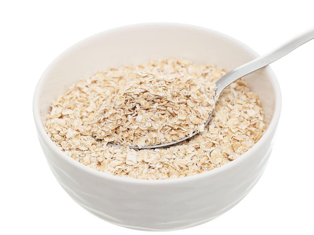 Yến mạch nguyên chất Oatmeal Cereal bịch 350g 11