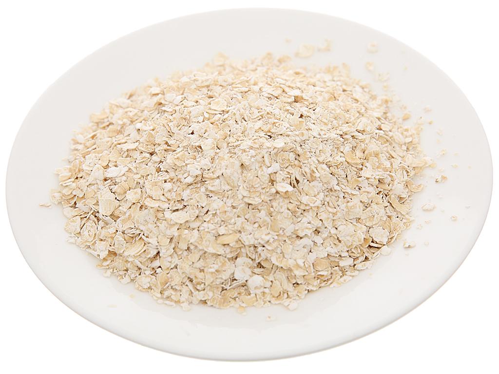 Yến mạch Oatmeal Cereal Nguyên chất bịch 350g 5