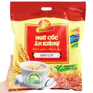 Ngũ cốc ăn kiêng Best Choice Gạo lứt bịch 540g