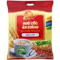 Bột ngũ cốc ăn kiêng, gạo lứt Best Choice bịch 540g (18 gói)