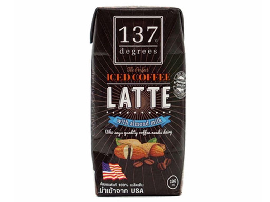 Sữa hạnh nhân cà phê 137 Degrees 180ml 1