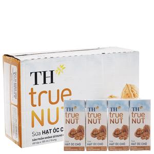 Thùng 48 hộp sữa hạt óc chó TH True Nut 180ml