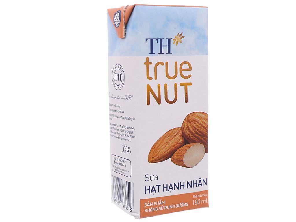 Sữa hạt hạnh nhân TH True Nut 180ml 1