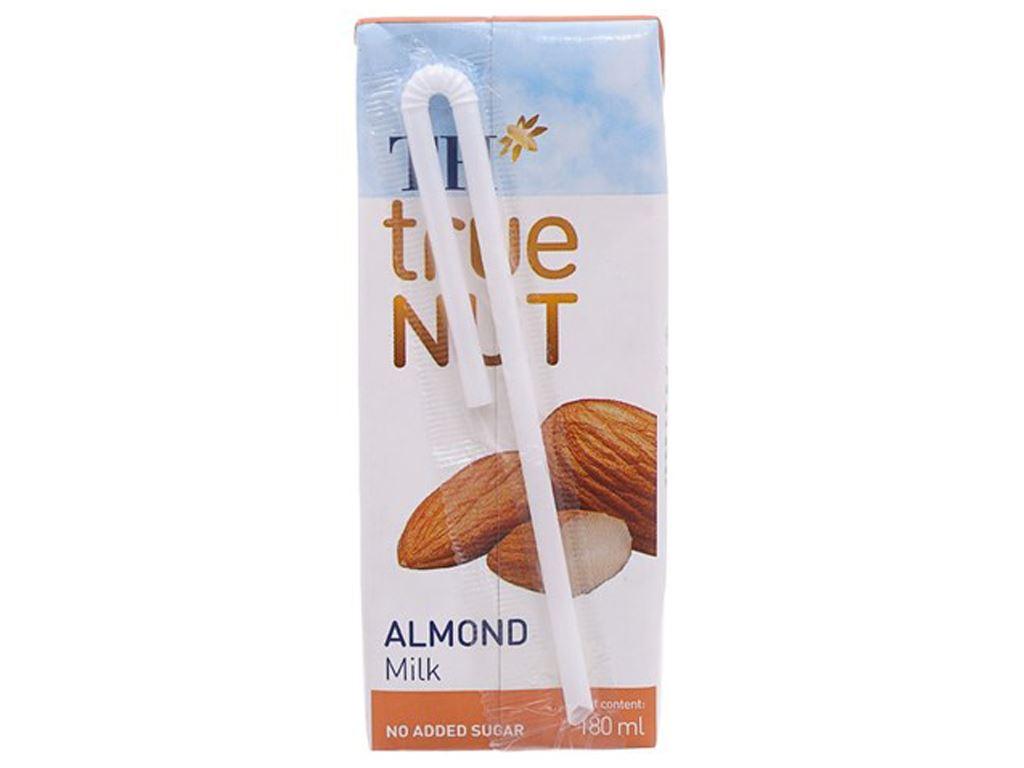Sữa hạt hạnh nhân TH True Nut 180ml 2