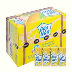 Thùng 24 hộp sữa bắp non LiF 180ml