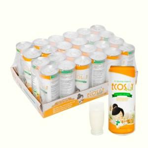 Thùng 24 lon sữa đậu nành Eco Soy 240ml